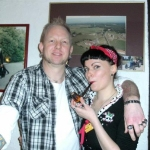 Sander (Hagar666) and Sofie