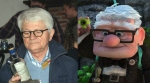 "Pacco and Carl from the movie ""Up"""