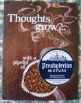 Presbyterian Mixture advertisement