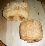 Belgium sausage rolls