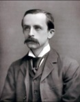 J.M. Barrie c. 1910