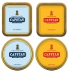 The new MacBaren-version Capstan tins © PipesMagazine