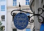 A Tabak Trafik sign