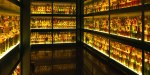 A LOT of whiskies