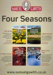 Four Seasons: a new range of tobaccos from Samuel Gawith