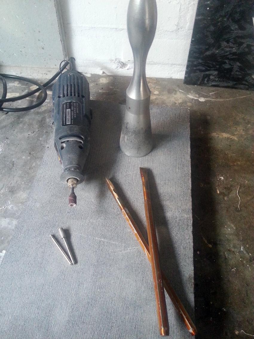 Stone Mason Tools : Romijn stone tampers