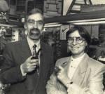 Heinrich Linzbach and Margaret Schmitz