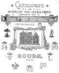 Old Van der Want catalogue