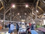 Market hall in Saint-Pierre-Sur-Dives