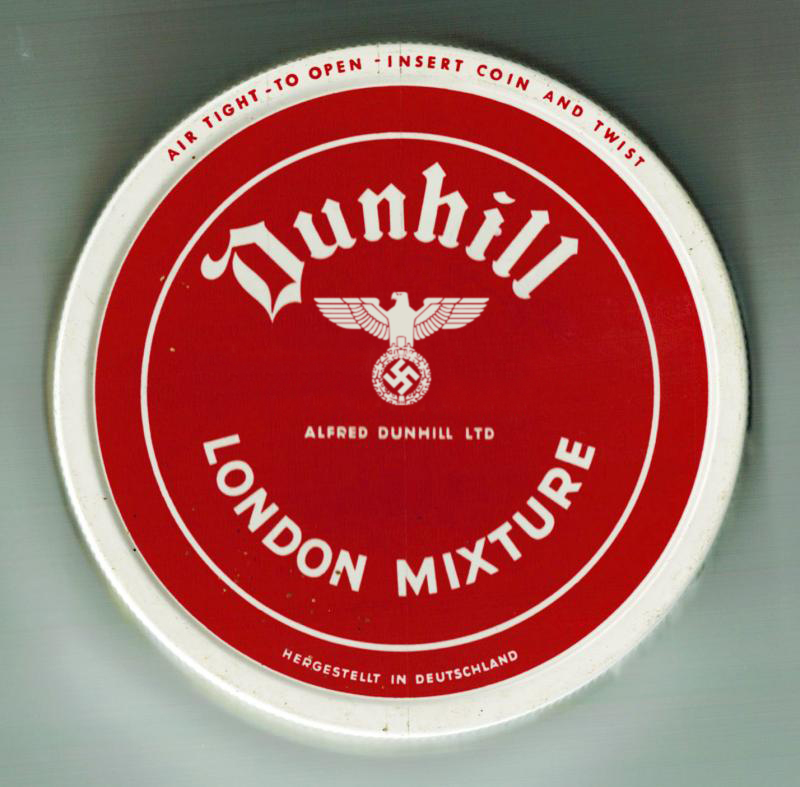 To be very clear this is a fake tin  sc 1 st  Dutch Pipe Smoker - WordPress.com & Vintage Dunhill tobacco made inu2026 Germany!? |