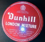 Original Dunhill London Mixture tin