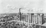 The old Von Eicken factory in Hamburg