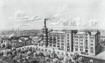 The old Von Eicken factory in Hamburg