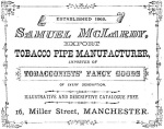 McLardy advertisement