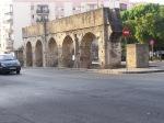 Aqueduct in Seville