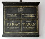 Imperial tobacconist sign