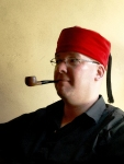 Me with the fez of Jos