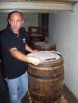 Andreas and a barrel of perique