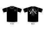 Tripod black tshirt