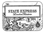 State Express London mixture trademark