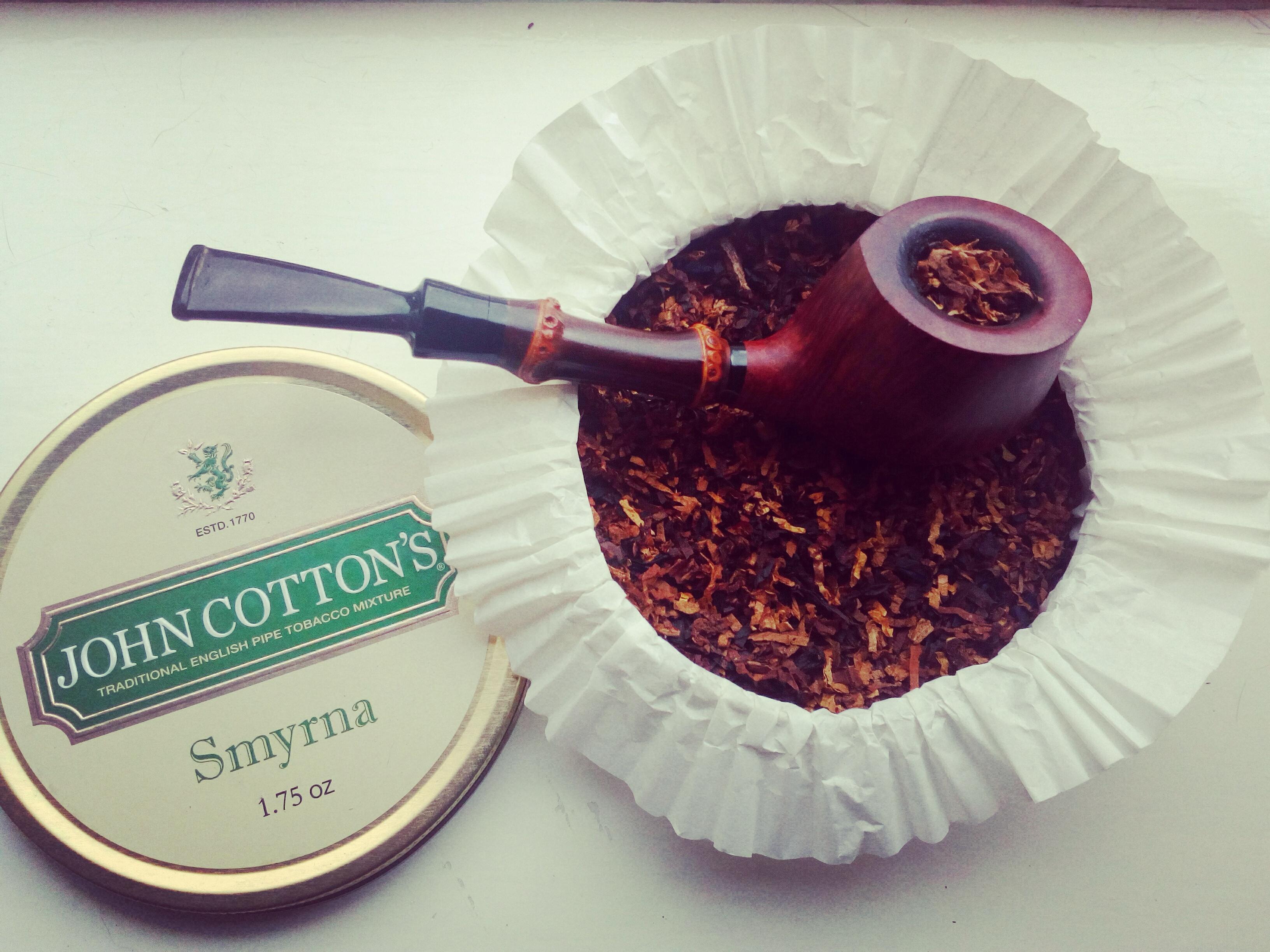 Miscellaneous & Smooth Smyrna a John Cotton story |